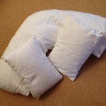 3 pillows